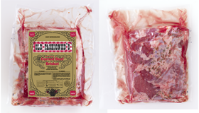 WHOLE INSTITUTIONAL RAW CORNED BEEF BRISKETS: